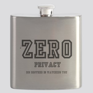 ZERO PRIVACY - BIG BROTHER IS WATCHING YOU! Flask