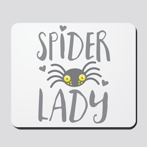 SPIDER LADY Mousepad
