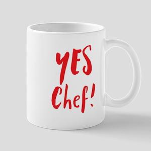 YES CHEF! Mugs