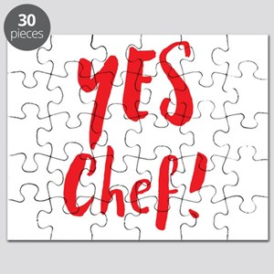 YES CHEF! Puzzle