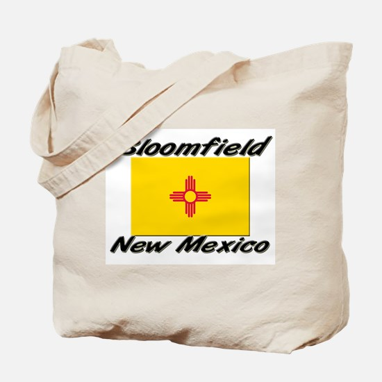 Bloomfield New Mexico Tote Bag