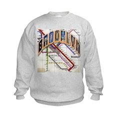 brookly logo Sweatshirt