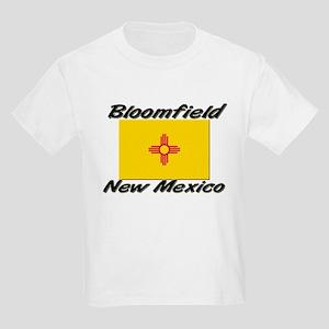 Bloomfield New Mexico Kids Light T-Shirt