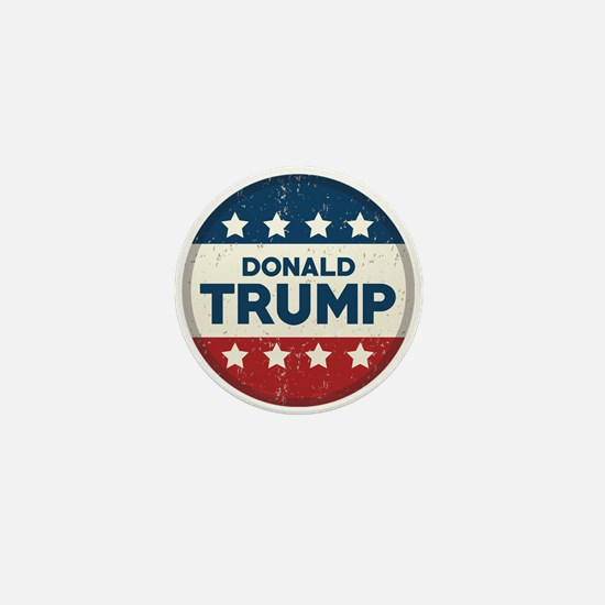TRUMP 2016 Mini Button