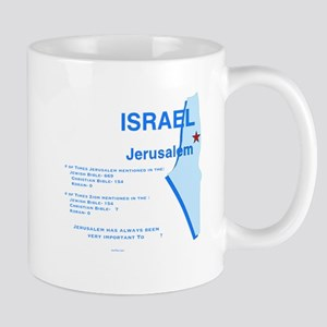 Jerusalem in the Major Religions Mugs