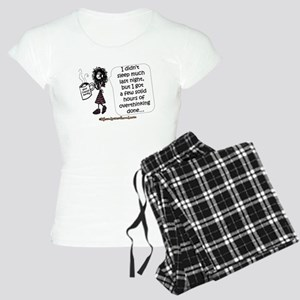 OVERTHINKING DONE Women's Light Pajamas