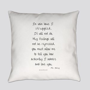 Mr. Darcy Everyday Pillow
