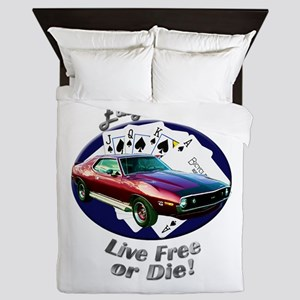 AMC AMX Queen Duvet