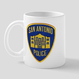 San Antonio Police Mug