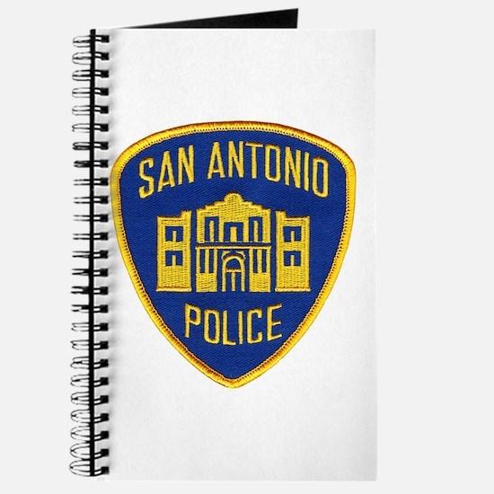 San Antonio Police Journal