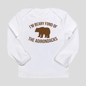 Beary Fond Adirondacks Long Sleeve T-Shirt