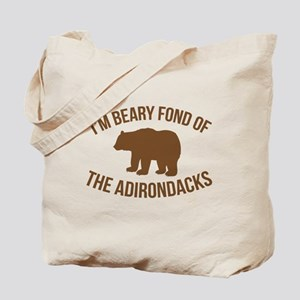 Beary Fond Adirondacks Tote Bag
