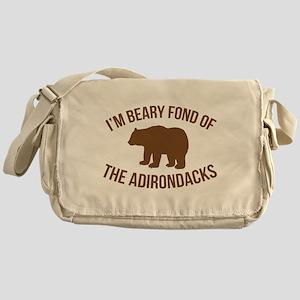 Beary Fond Adirondacks Messenger Bag