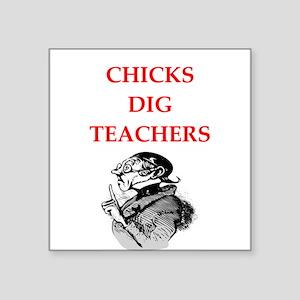 teachers Sticker