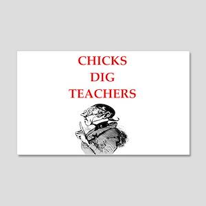 teachers Wall Decal