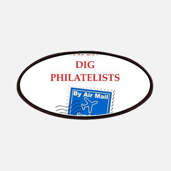 philatelist Patch