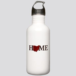 Ohio State Home Stainless Water Bottle 1.0L