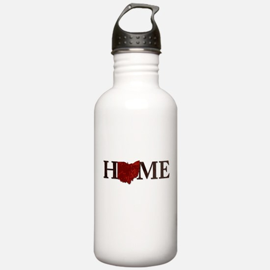 Ohio State Home Water Bottle