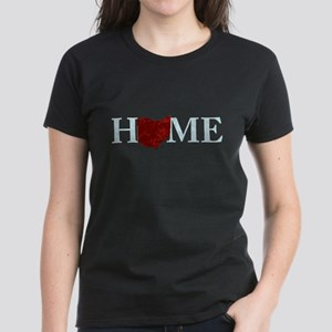 Ohio State Home Women's Dark T-Shirt