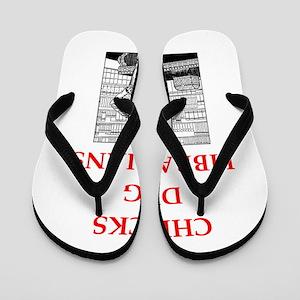 chicks Flip Flops