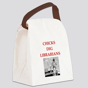 chicks Canvas Lunch Bag