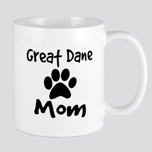 Great Dane Mom Mugs