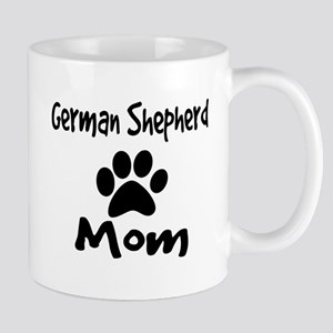 German Shepherd Mom Mugs