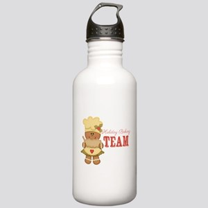 Holiday Baking Team Water Bottle