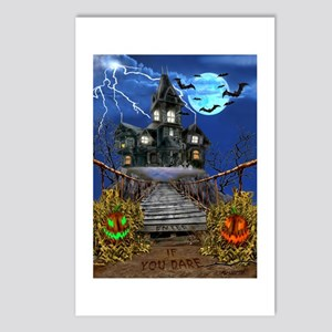 Enter If You Dare Postcards (Package of 8)