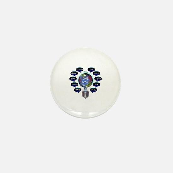 Cute Punjabi Mini Button