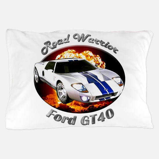 Ford GT40 Pillow Case
