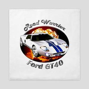 Ford GT40 Queen Duvet