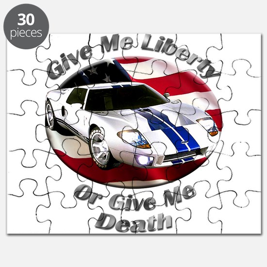 Ford GT40 Puzzle