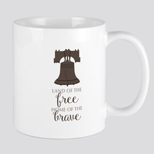 Land Of Free Mugs
