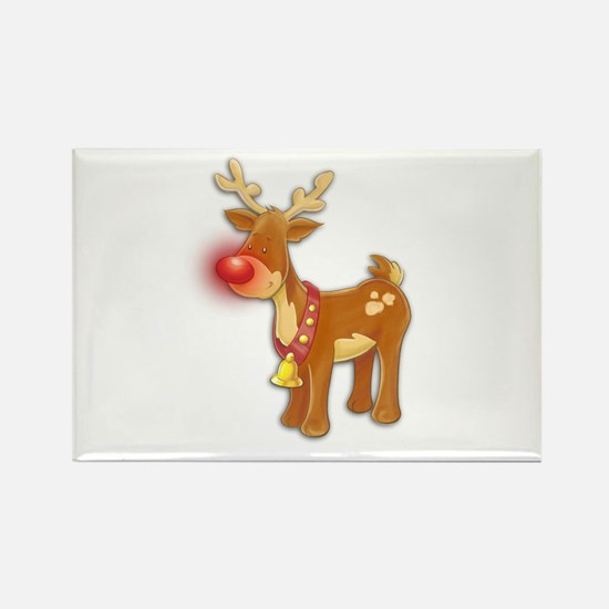 Christmas Reindeer Magnets