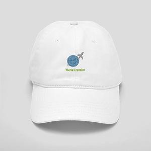 World Traveler Baseball Cap