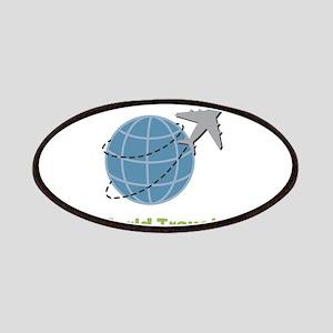 World Traveler Patch