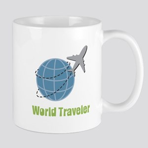 World Traveler Mugs
