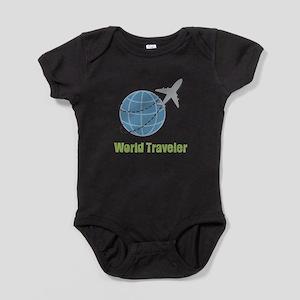 World Traveler Baby Bodysuit