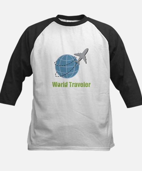 World Traveler Baseball Jersey