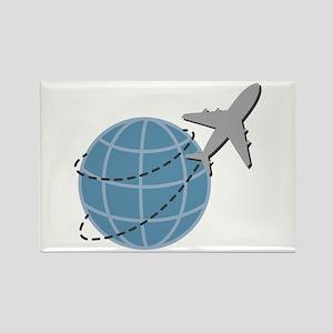 World Travel Magnets