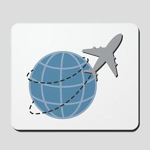 World Travel Mousepad