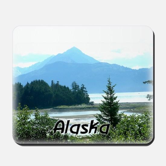 Alaska Scenic View Mousepad