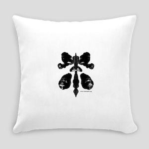 InkblotLogo Everyday Pillow