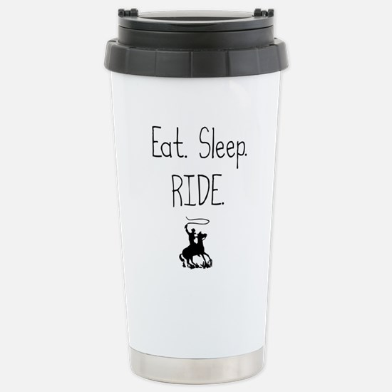 Eat.Sleep.RIDE. Mugs