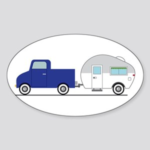 Truck & Camper Sticker