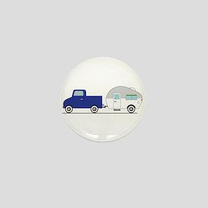 Truck & Camper Mini Button