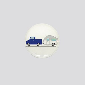Truck & Camper Mini Button