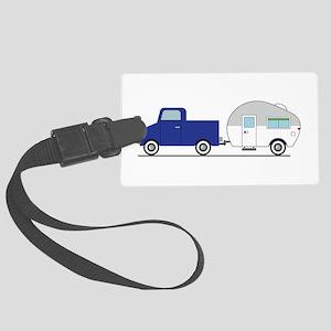 Truck & Camper Luggage Tag