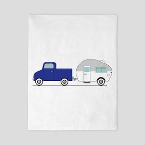Truck & Camper Twin Duvet
